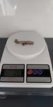 Браслет к часам серебро 875 пробы (ЛФ7) 20 грамм, фото №9