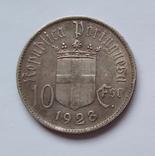 Португалія Португалия 10 ескудо эскудо 1928 серебро срібло, фото №3