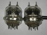 Лампа СССР ГУ-32 в лоте 2 тш. 1969 и 79 год., фото №2
