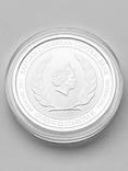 2 доллара. 2019. Фламинго. Санта Люсия (серебро 999, 1 oz), фото №3