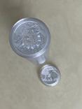 """Туба - 20 монет """"Lunar III - Год Быка"""" 2021 г. (серебро 999, 15,55 г), фото №4"""