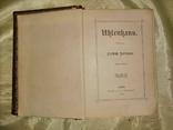 Старая немецкая книга 1884г., фото №2