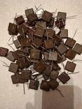 Конденсаторы КСО ,3000 ПФ, 500 в,гр. Г, 5%. 75 шт., фото №2