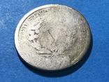 5 центов сша 1892 г., фото №3