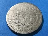 5 центов сша 1898 г., фото №3