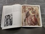 Рембрандт. Микельанджело. 2 книги, фото №9