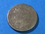 5 центов сша 1902 г., фото №2