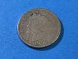 5 центов сша 1901 г., фото №2