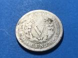 5 центов сша 1900 г., фото №3