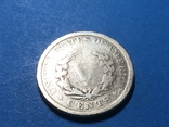5 центов сша 1908 г., фото №3