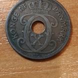 Дания, 2 эре,1928 г., фото №2