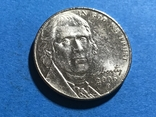 5 центов сша 2006 Р, фото №2