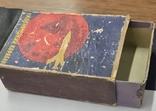 Спичечный коробок 11см на 7см., фото №4