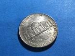5 центов 2002 D, фото №3
