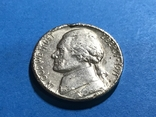 5 центов сша 1971 D, фото №2