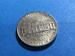 5 центов сша 1999 D, фото №2