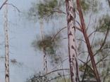 В весеннем лесу, х., м., 50х70 см. Алек Гросс, фото №8