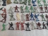 Солдатики 100 шт, фото №6