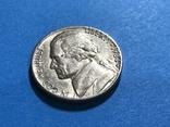 5 центов сша 1984 Р, фото №2
