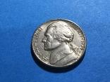 5 центов сша 1974, фото №2
