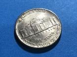 5 центов сша 2000 Р, фото №3