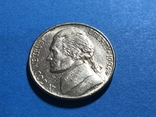 5 центов сша 1994 Р, фото №2