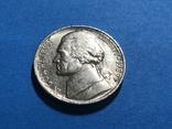 5 центов сша 1989 Р, фото №2