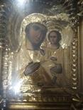 Иконы Венчальная пара у фигурных киотах, фото №8