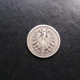1 марка 1875 рік А, фото №5