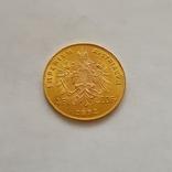 4 флорина/ 10 франков 1892 года, Австро-Венгрия, фото №2