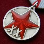 20 лет РККА, копия, фото №6