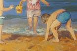 Анатолий Деменко. Дети на море, фото №5