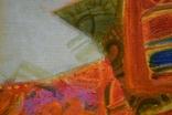 """Картина  """"Ой летели дикие гуси"""" 2012 г.  Художник Пантелемонова Инна., фото №7"""