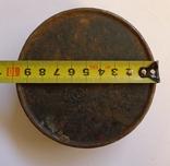 Старая жестяная немецкая коробка., фото №5