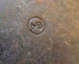 Старая жестяная немецкая коробка., фото №8