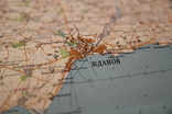 Карта генеральный штаб Мариуполь (Жданов) 1:500000 1986, фото №5