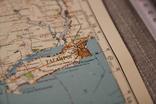 Карта генеральный штаб Мариуполь (Жданов) 1:500000 1986, фото №6
