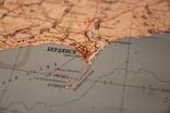 Карта генеральный штаб Мариуполь (Жданов) 1:500000 1986, фото №7