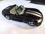 Модель Dodge Viper Bburago 1:24, фото №2