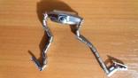 Оригинальные часы ЛУЧ (женские)с браслетом, фото №4