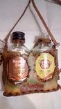 2 бутылочки из под кубинского рома, фото №2