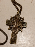 Крест на цепочке, фото №3