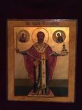 Икона Николай Можайский, фото №2