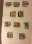 Альбом марок СССР 1962-65 гг. в клеммташах (546 м. + 6 бл.), фото №5