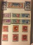 Альбом марок СССР 1962-65 гг. в клеммташах (546 м. + 6 бл.), фото №11