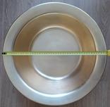 Миска латунная 2,2 кг, фото №3