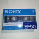 Sony   EF - 90. Запечатана., фото №2