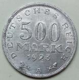 500 марок 1923 г. Веймарская республика, Берлин, фото №3