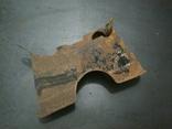 Передняя часть кожуха цепи мотоцикла паннония, Pannonia, фото №4