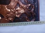 Картина Золушка ( медь), фото №3